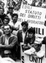Statuto dei lavoratori corteo 1