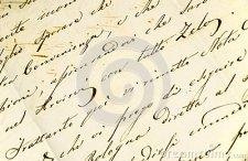 lettera scritta